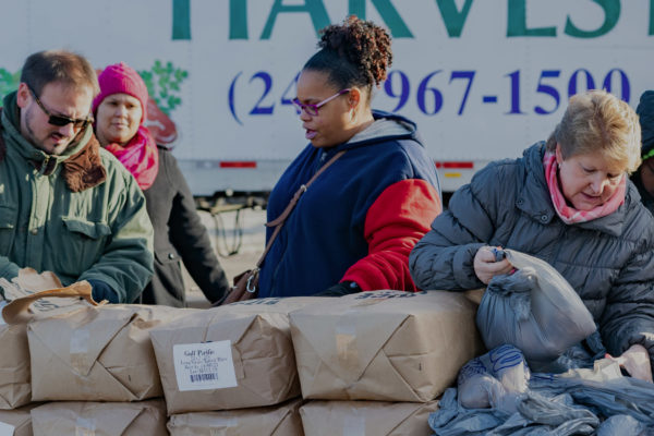 Holiday Food Distribution